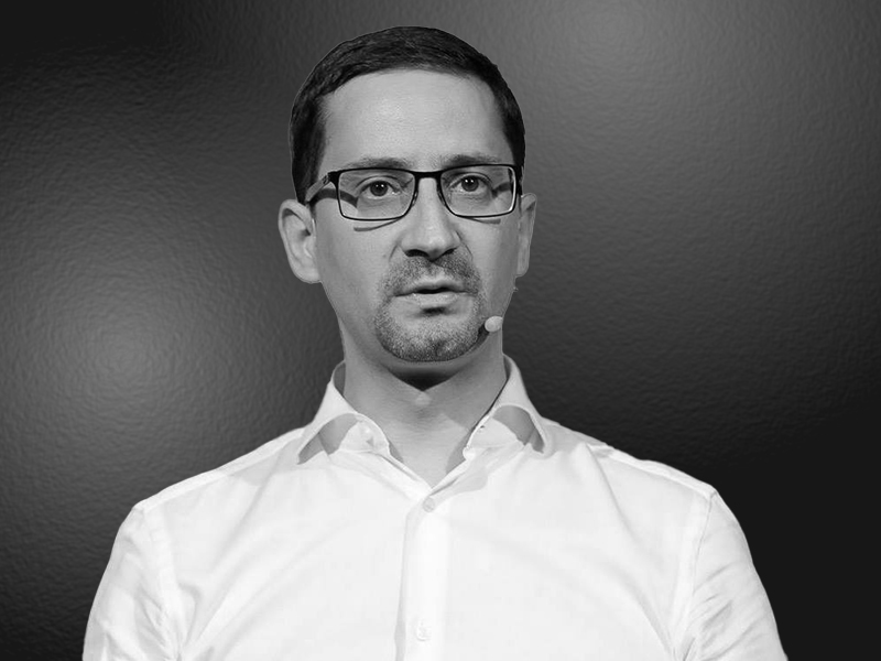 Andrei - CEO & Founder, GpeC